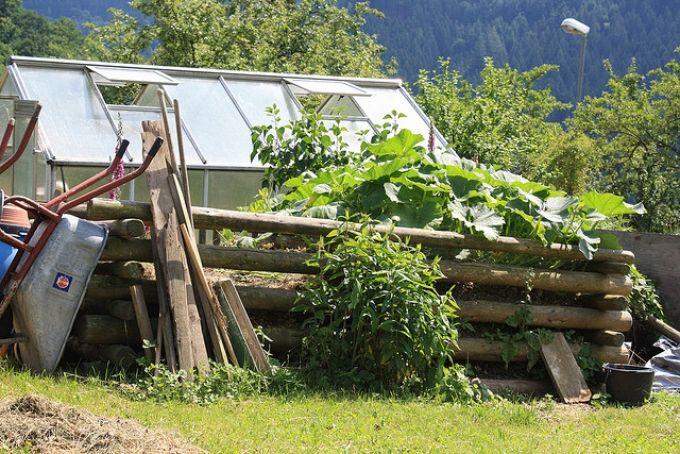 101 besten garten kompost bilder auf pinterest kompost. Black Bedroom Furniture Sets. Home Design Ideas