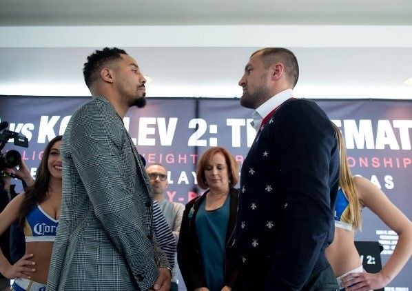 Andre Ward vs. Sergey Kovalev 2 New York Press Conference Video, Photos and Quotes