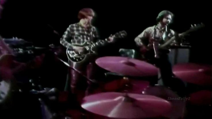 Creedence Clearwater Revival - I Heard It Through the Grapevine  1970 Vi...
