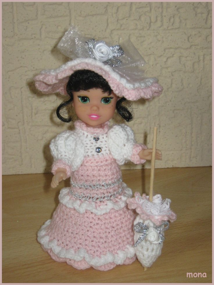 doll 16 - model of the 19th century
