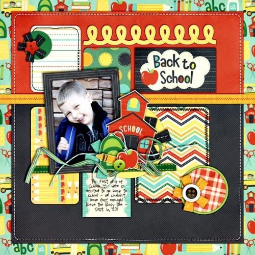 School Daze Complete Kit