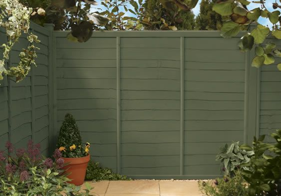 Cuprinol wild thyme.. I went for this colour for my fence in the end! It looks great!