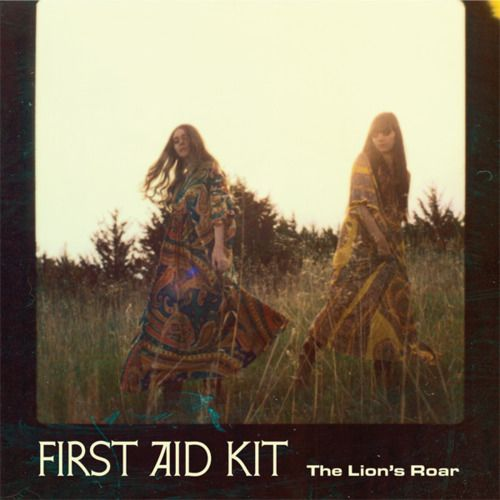 First Aid Kit is a folk sister duo who is one of my most recent band loves. Their sound is reminiscent of the Fleet Foxes but I think they are better.