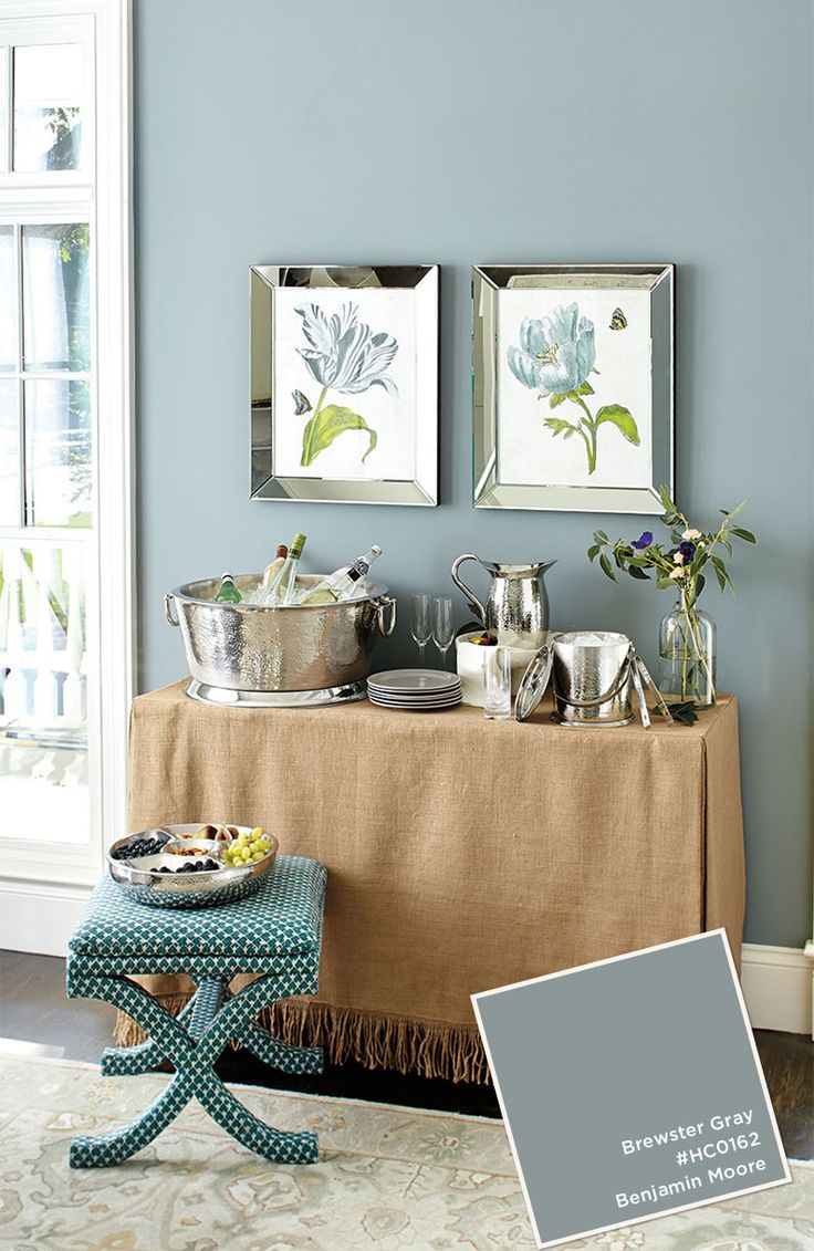Paint Colors From Ballard Designs Winter 2016 Catalog White Dove Benjamin Moore WallsDining Room