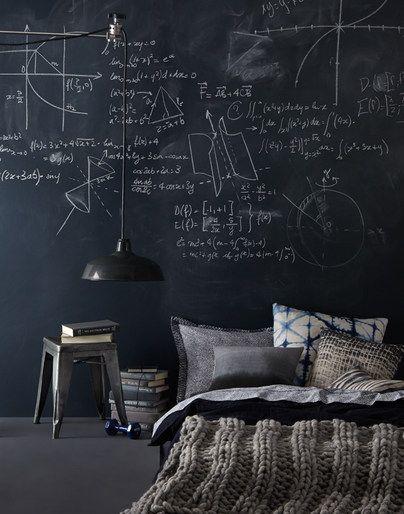 Bedroom and Mathematics | Yatak Odası ve Matematik