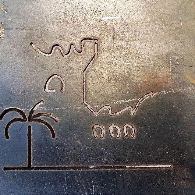 Design Made in Puglia. Il Corten è la scelta delle più belle Masserie pugliesi. #trackdesign #corten #acciaio #focuscorten #weareinpuglia #puglia #design #inpiration #nature #outdoors #indoor #living #masseria #masseriasalamina #sud #fo