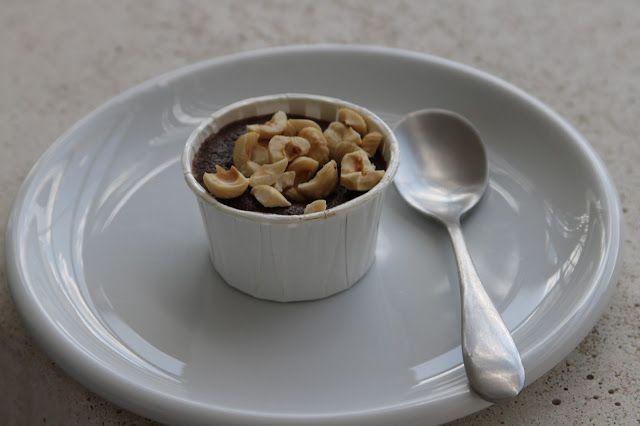 A manger et à voir: Moelleux au chocolat et noisette torrefiées (bon et rapide)