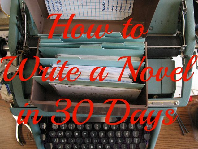 how to write a book in 30 days ebook3000