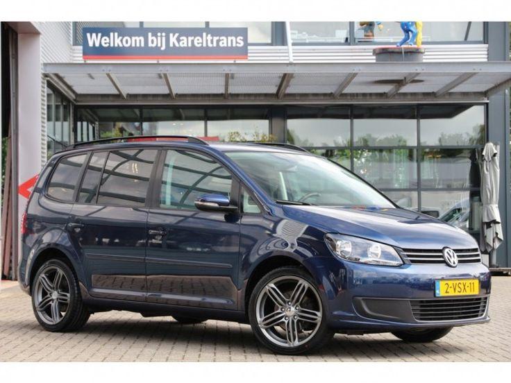 Volkswagen Touran  Description: Volkswagen Touran 1.6 TDI 105  Price: 221.71  Meer informatie