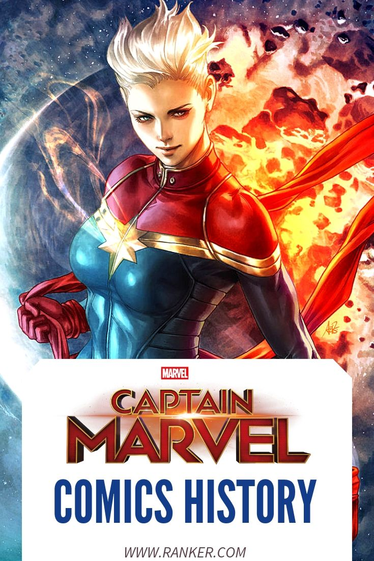 Carol Danvers, AKA Captain Marvel, has been a female Marvel