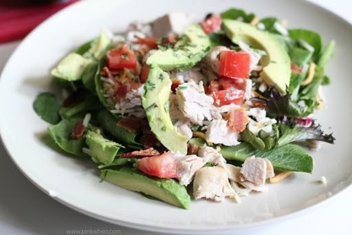 Turkey Avocado BLT Salad Recipe on Yummly