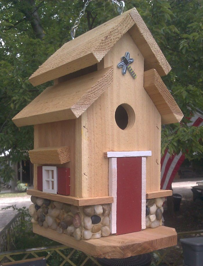 1000 Images About Bird Houses On Pinterest