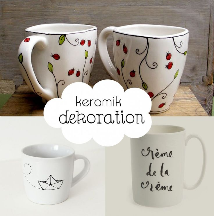 keramik dekoration
