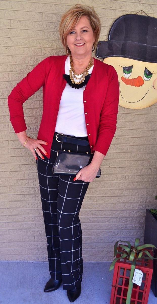 Moda para mujeres de 40 años   Belleza