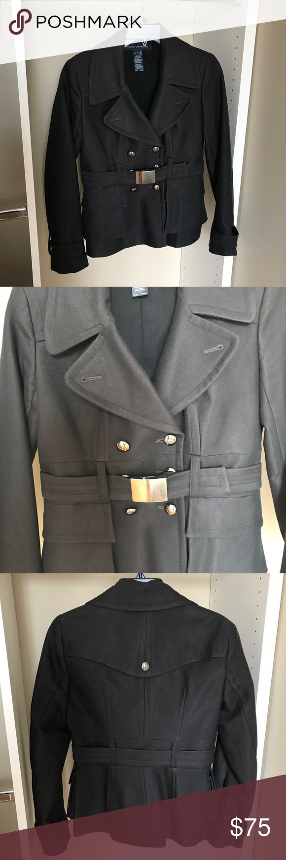 French Connection jacket Great condition French Connection jacket. Dresses up any outfit! French Connection Jackets & Coats