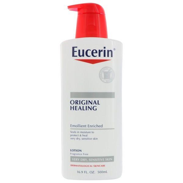 لوشن علاجي للبشرة لوشن الترطيب المعالج لبشرة الجسم من ايكويرن موصى من قبل أطباء الجلد مناسب للبشرات الحساسة مرطب Healing Lotion Sensitive Skin Lotion Lotion