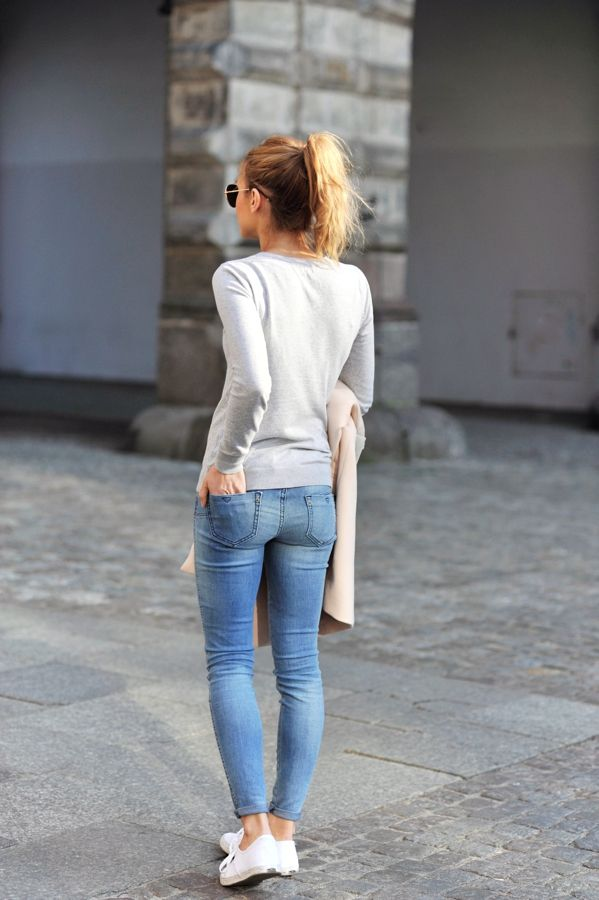 1000 Ideas About Perfect Jeans On Pinterest Apple Body