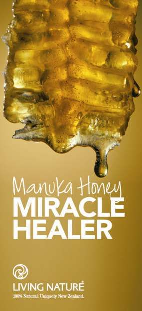 From the nectar of the native New Zealand Manuka flowers, Active Manuka Honey is a miracle beauty ingredient. A natural antimicrobial, it's one of nature's miracle healers, even approved for use in the EU and USA hospitals for wound healing. And since it's safe enough to eat, you know you can put it on your skin.