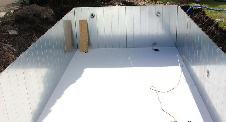 1000 ideas about pool selber bauen on pinterest. Black Bedroom Furniture Sets. Home Design Ideas