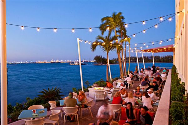 Rusty Pelican Restaurant - South Florida