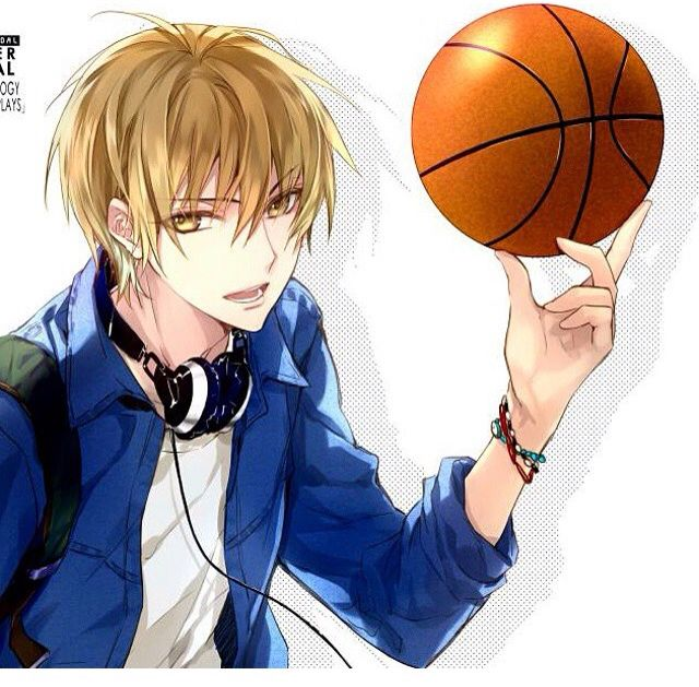Kise Kuroko No Basket Anime Boy Trong 2018 Pinterest Anime