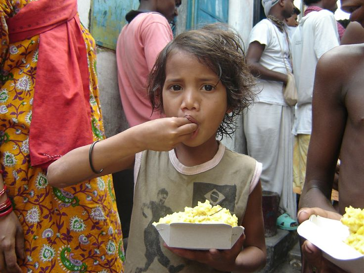 Food for Life in Bangledesh