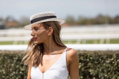 What to wear to the races: your definitive  guide to spring racing dress codes: Spring racing, general Need more inspiration, see 58 race-ready look to get you ready for the spring season here