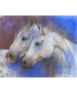 Loes Botman, Two Horses