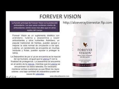 Como mejorar tu visión con Forever Visión Dr Juan Canelón