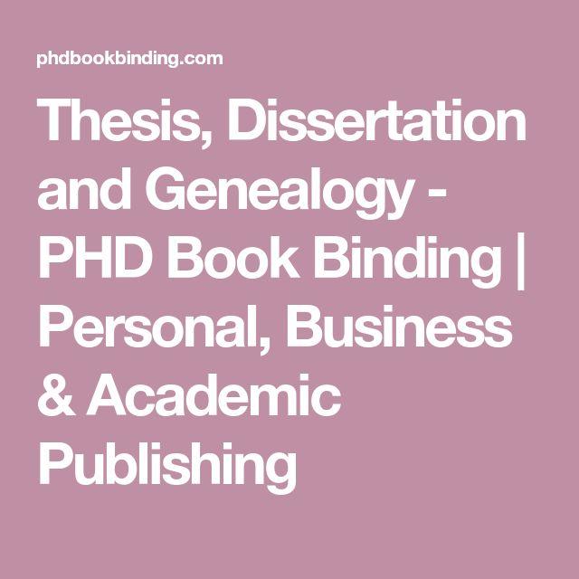 Phd dissertation help books