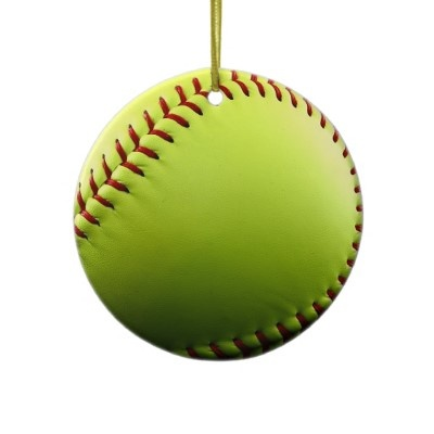 softball craft ideas softball ornament by kkayeh ideas 2968