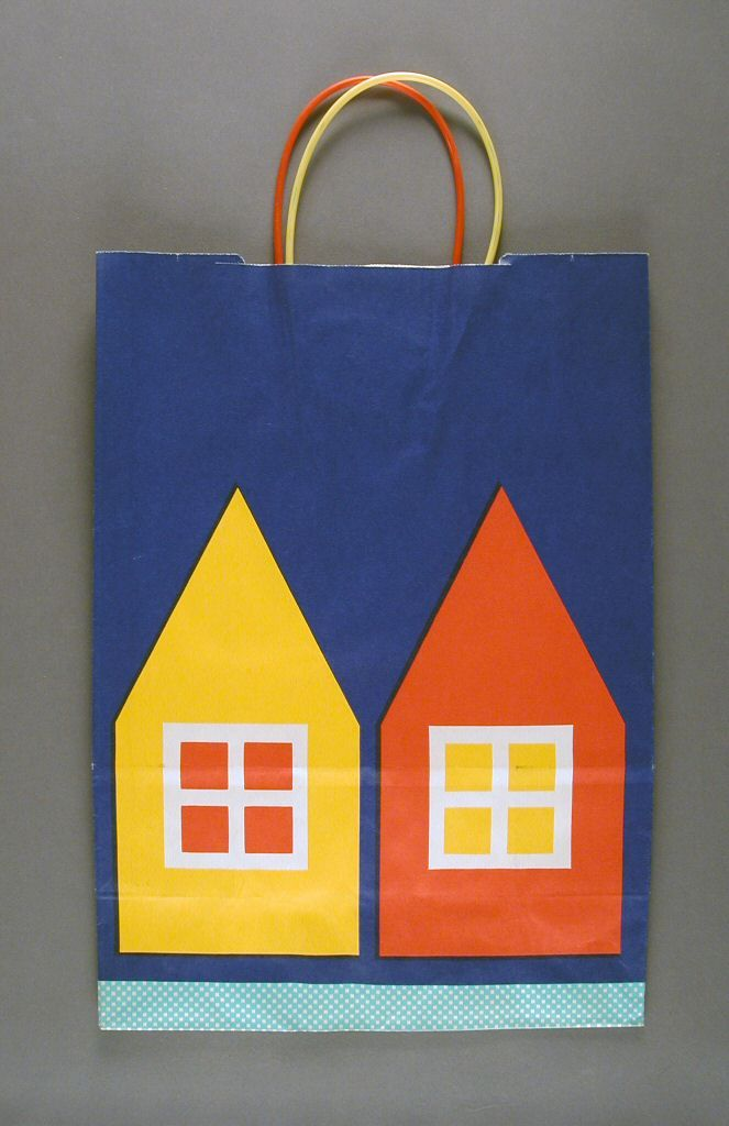 paper bag : National Museum of Play.