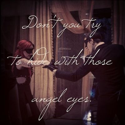 Angel Eyes- New Years Day (Ft. Chris Motionless)