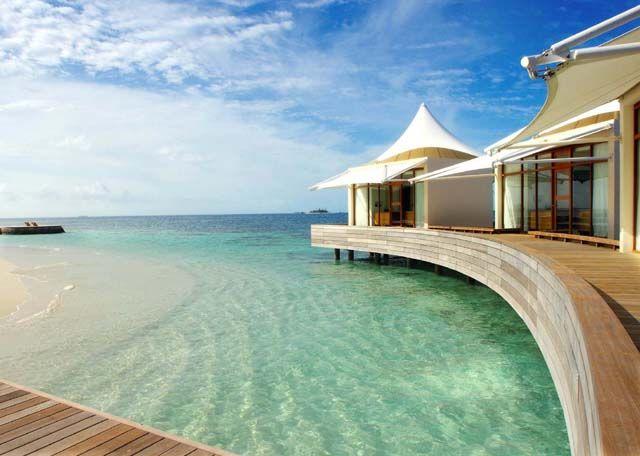 Away Spa at W Retreat and Spa Resort Maldives