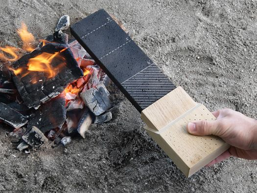 Jeremy Murier and Daniel Martinez have created a personal heating device that…