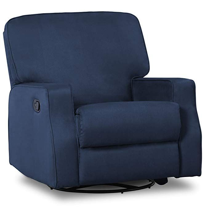 Delta Home Chambers Bay Recliner Navy Review Living Room Chairs