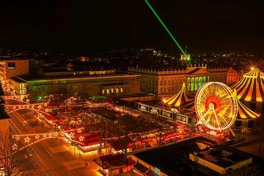 Weihnachtsmarkt Kassel