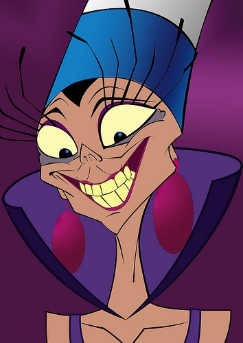 *YZMA ~ The Emperor's New Groove,