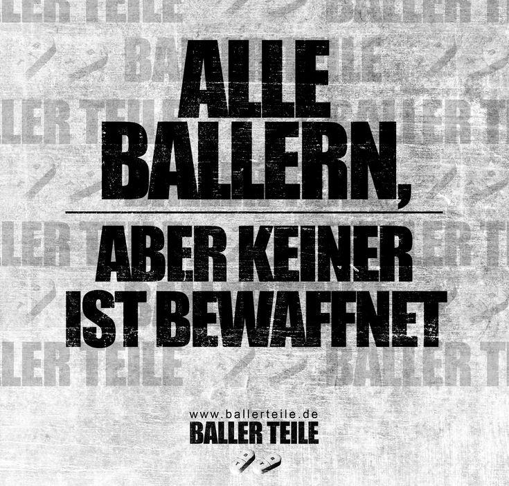 ALLE BALLERN, ABER KEINER IST BEWAFFNET. +++ Der S…