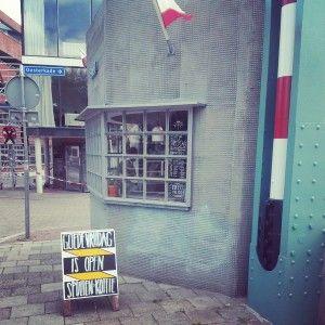 Goede Vrijdag: koffie aan de Oosterkade - Liefs uit Utrecht