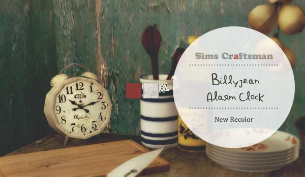 Kitchen Scale  Alarm Clock 厨房秤与闹钟_Sims Craftsman_百度空间