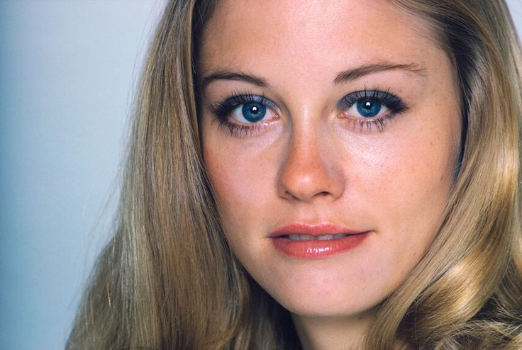 Cybill Shepherd - 70s makeup