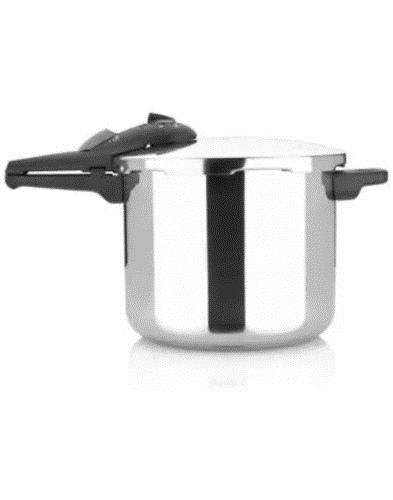 appliances: Elite By Fagor 10 Quart Stainless Steel Pressure Cooker/Canner BUY IT NOW ONLY: $81.95