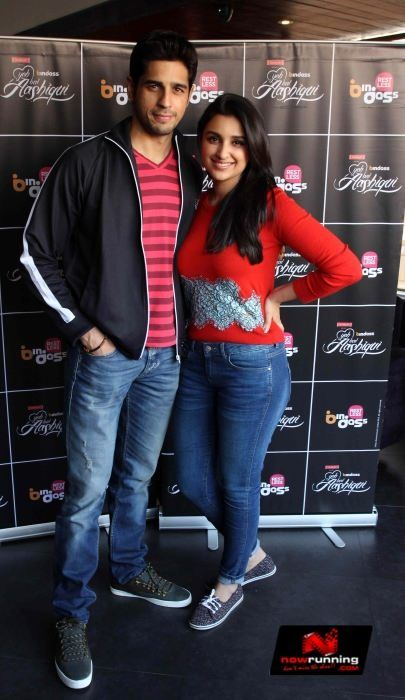 Parineeti & Sidharth promote 'Hasee Toh Phasee' on Yeh Hai Aashiqui