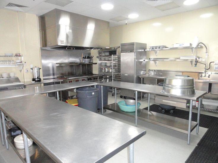 Restaurant Kitchen Design Ideas Gorgeous Best 25 Commercial Kitchen Ideas On Pinterest  Bakery Kitchen . Inspiration Design
