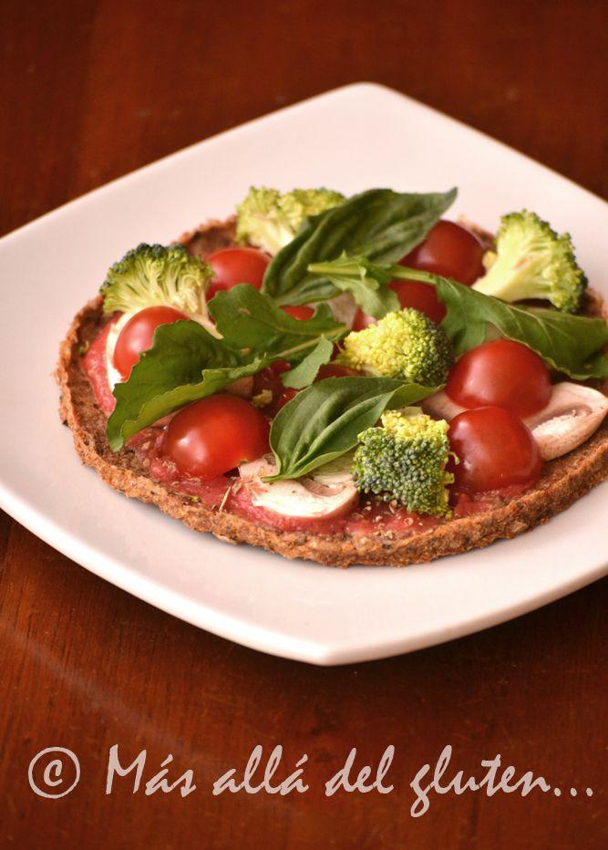 Libre de gluten   Libre de lácteos   Libre de azúcar     Permitido en la Dieta GFCFSF   Receta Vegana   Receta RAW (Alimentación Viva)  ...