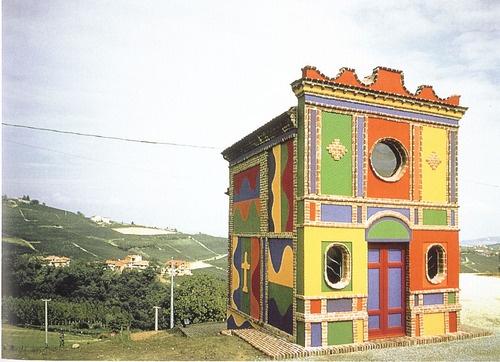 Sol Lewit, Barolo Chapel, 1999