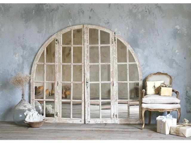 Des portes anciennes pour donner du cachet à un intérieur (20 idées)