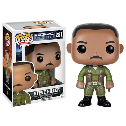 Movies Pop! Vinyl Figure Steve Hiller (Indepedence Day)