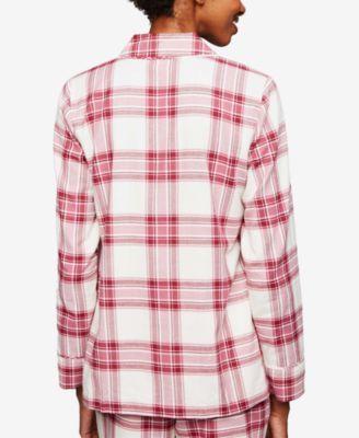 A Pea In The Pod Cotton Nursing Pajama 2-pc. Set XS